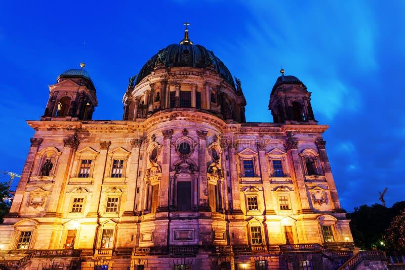 德语Reichstag在柏林,德国 免版税库存照片