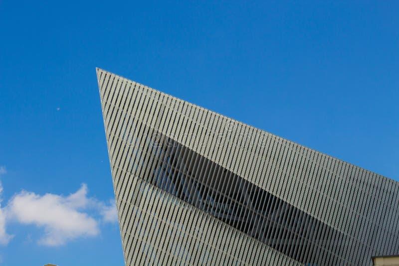 德累斯顿军事军队博物馆, D做的铁钉 库存图片