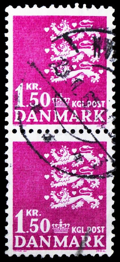 徽章,serie,大约1962年 免版税库存图片