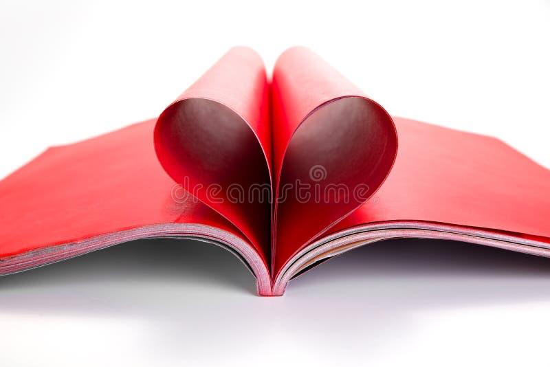 心脏书 免版税库存图片
