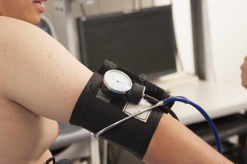 心脏病学测试 库存照片