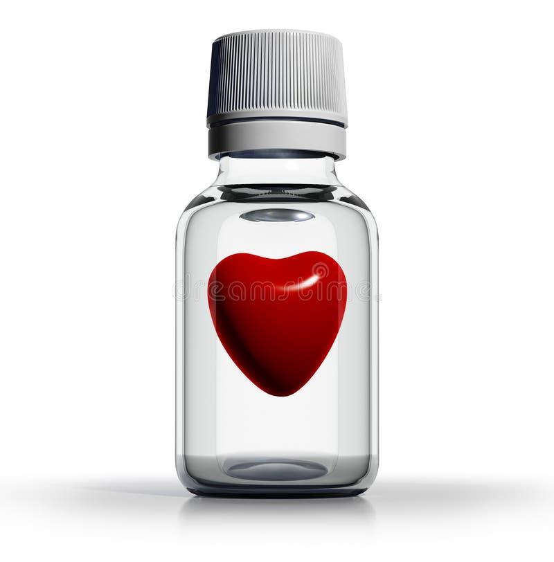 心脏病学 向量例证