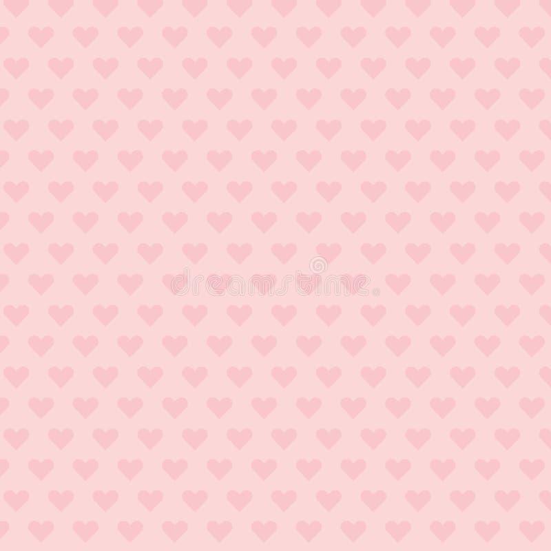 心脏背景墙纸 库存例证