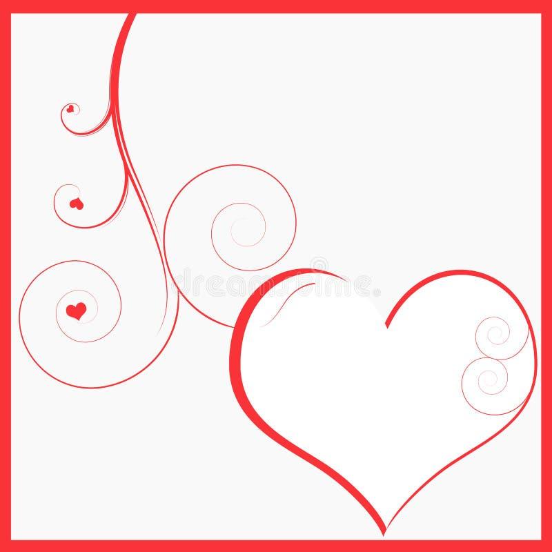 心脏设计 免版税库存照片