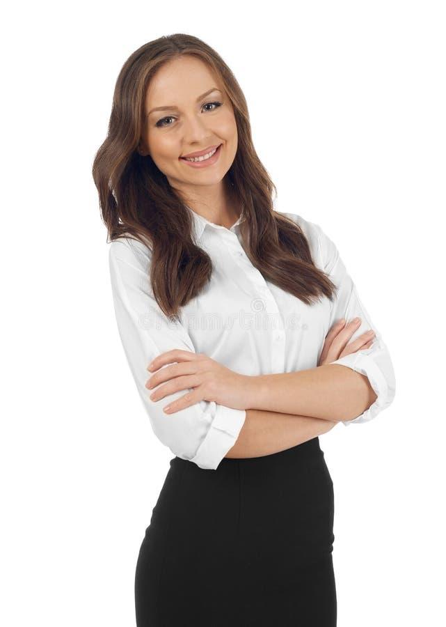 快乐的妇女年轻人 免版税库存图片