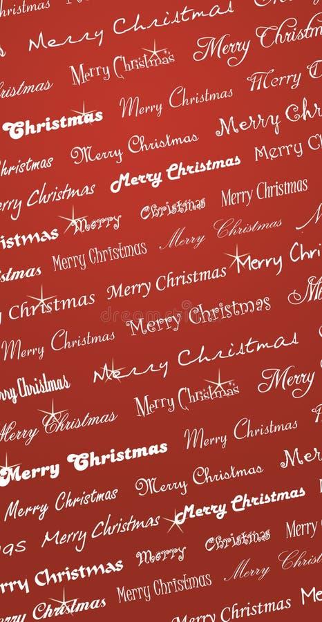 快活的圣诞节 免版税库存图片