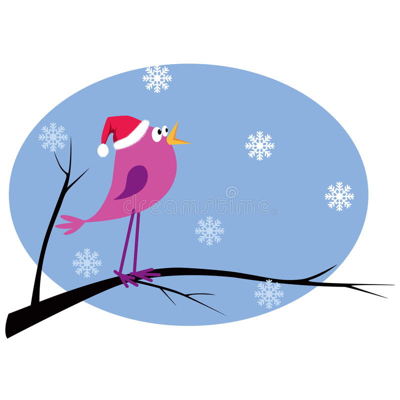 Download 快活的xmas 向量例证. 插画 包括有 夹子, 设计, 字符, 看板卡, 节假日, xmas, 滑稽, 雪花 - 22357931