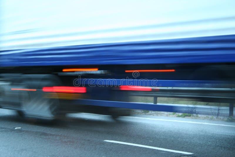 快速卡车 库存图片