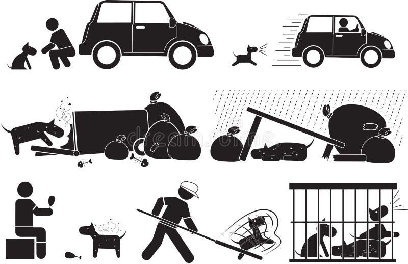Download 忽视 向量例证. 插画 包括有 获取, 宠物, 酷刑, 剪影, 通配, 符号, 人力, 谋杀, 锁着, 图标 - 59109241