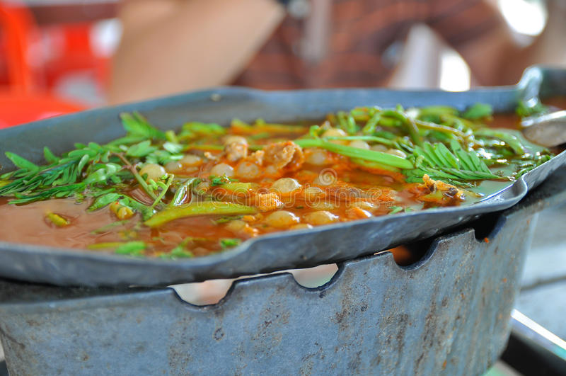 Download 怂恿在酸,热和辣汤的鱼 库存照片. 图片 包括有 草本, 厨师, 海鲜, 咖喱, 绿色, 著名, 海运, 香料 - 62531902