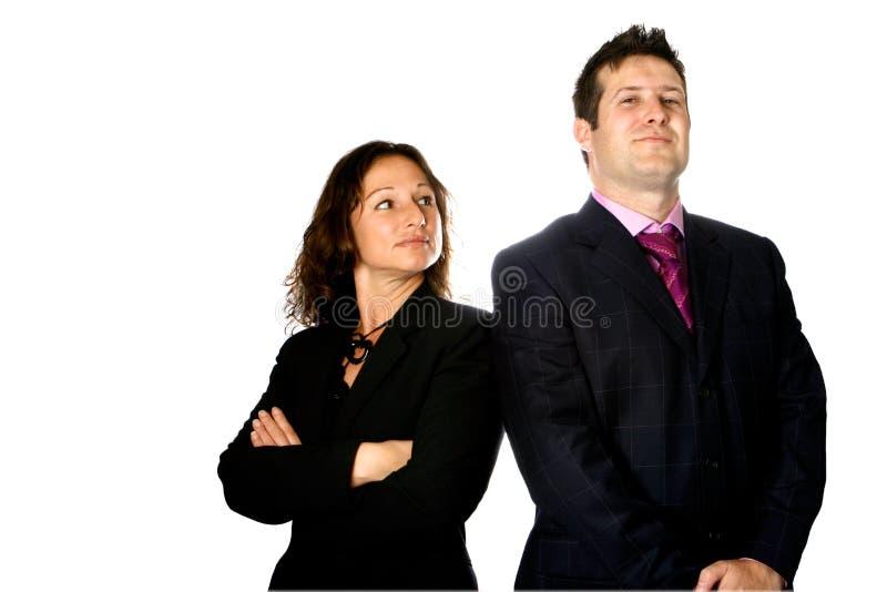 总公司的竞争 库存照片