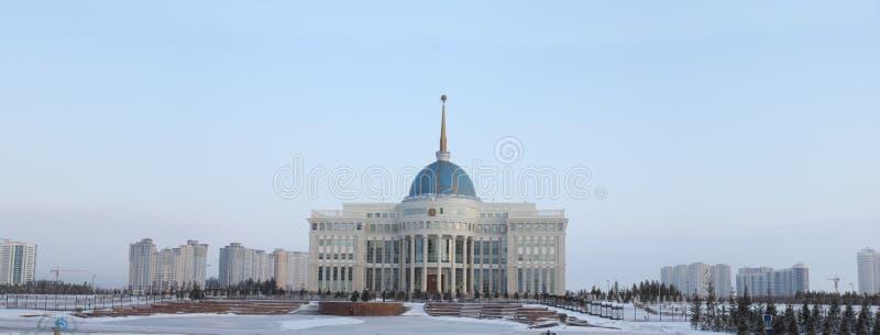 总统的宫殿 库存照片