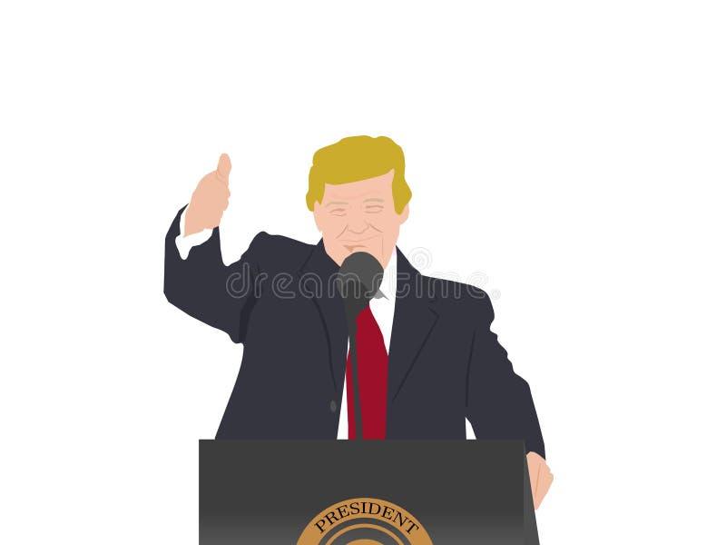 总统 库存图片