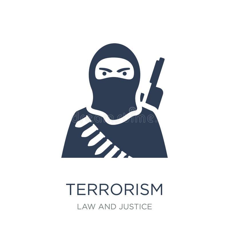 恐怖主义象  皇族释放例证
