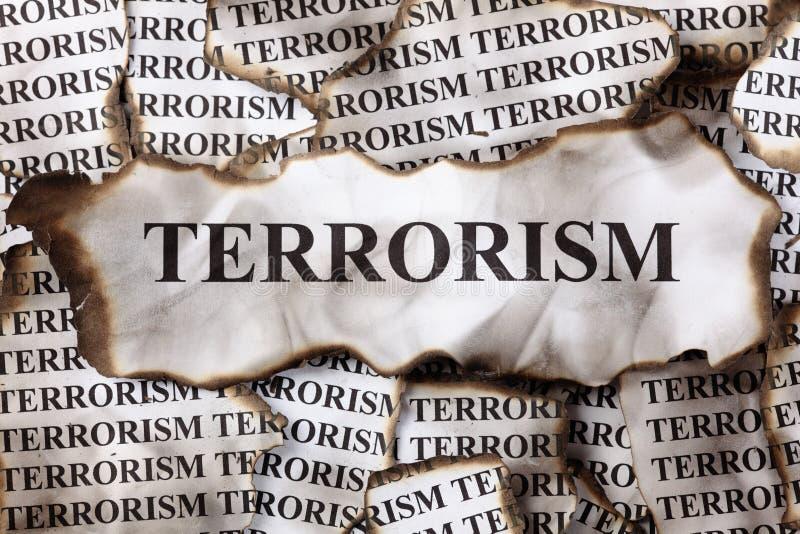 恐怖主义 免版税库存图片