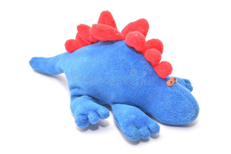 恐龙玩具 库存图片