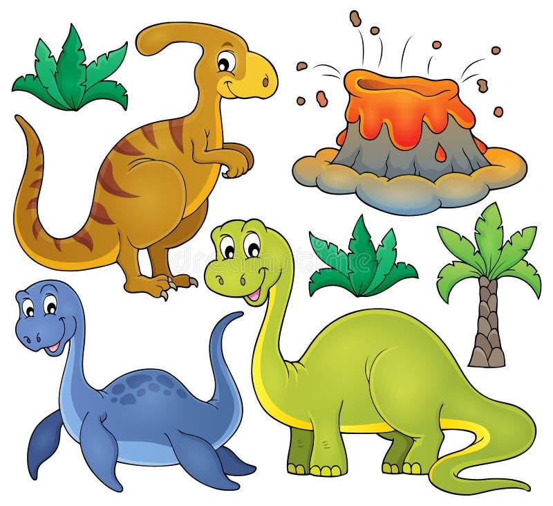恐龙题目设置了3