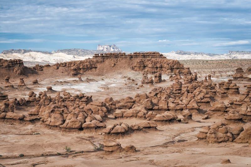 恶鬼谷国家公园,美国 免版税图库摄影