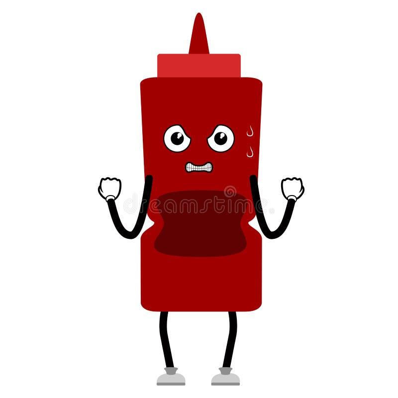 意思号, 情感, 表达式, 表面, 食物, 图标, 例证, 查出, 番茄酱图片