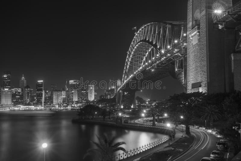 悉尼港桥 免版税库存图片