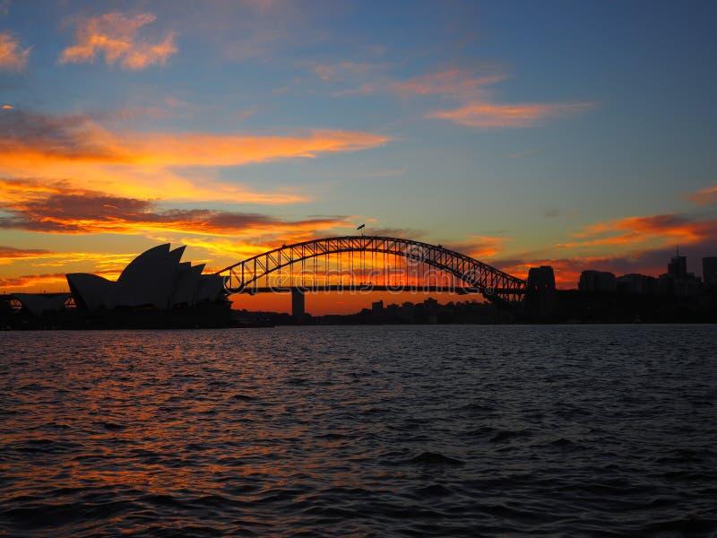 悉尼 免版税图库摄影
