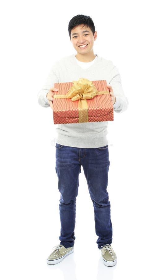 您的一件礼物 库存图片
