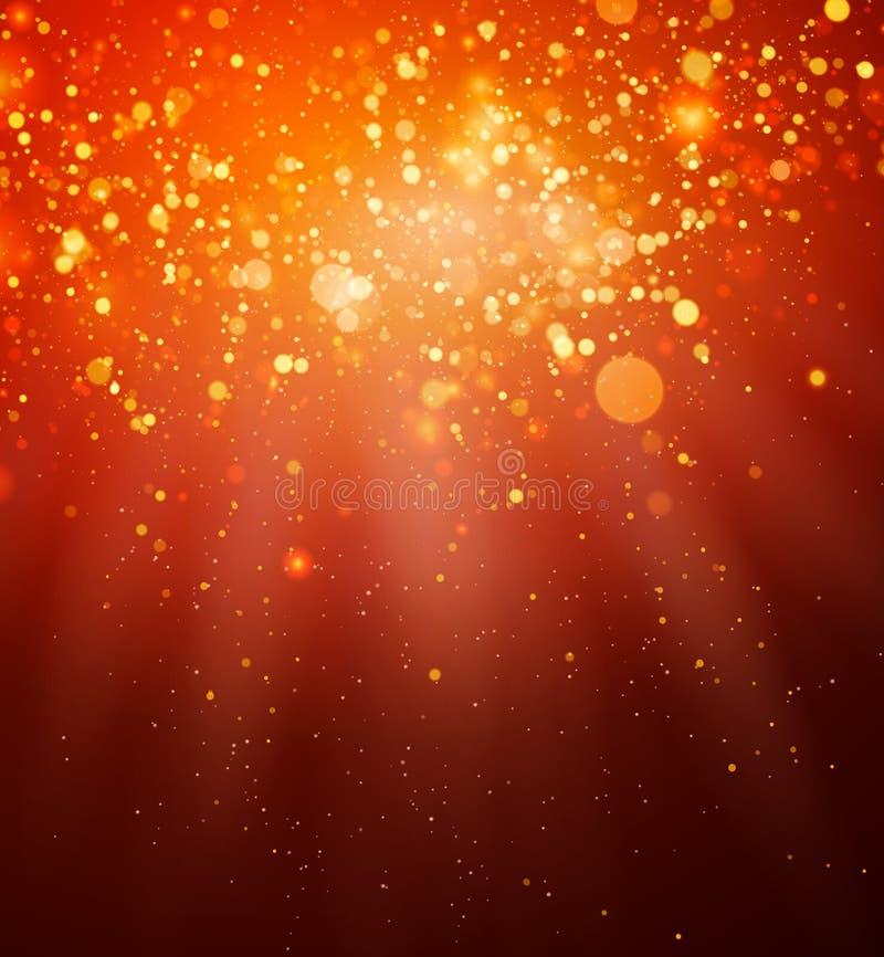 Download 您的设计的光亮的迷离bokeh背景 向量例证. 插画 包括有 未来派, 焕发, 抽象, 发光, 颜色, 华丽 - 72373139