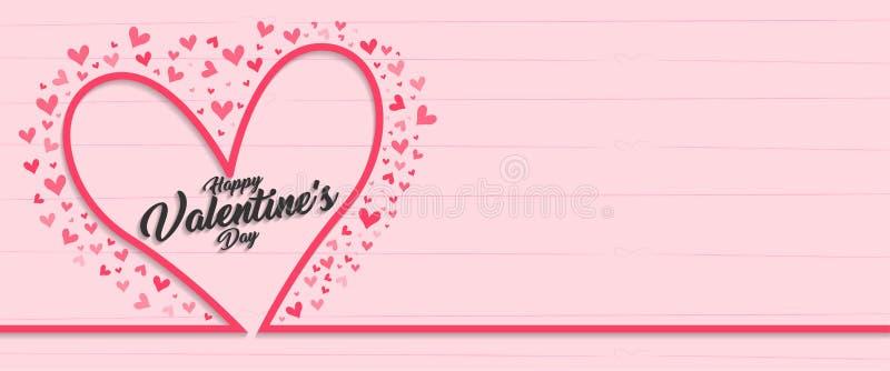 情人节与气球心脏样式的销售背景 也corel凹道例证向量 墙纸,飞行物,邀请,海报,小册子, 库存照片