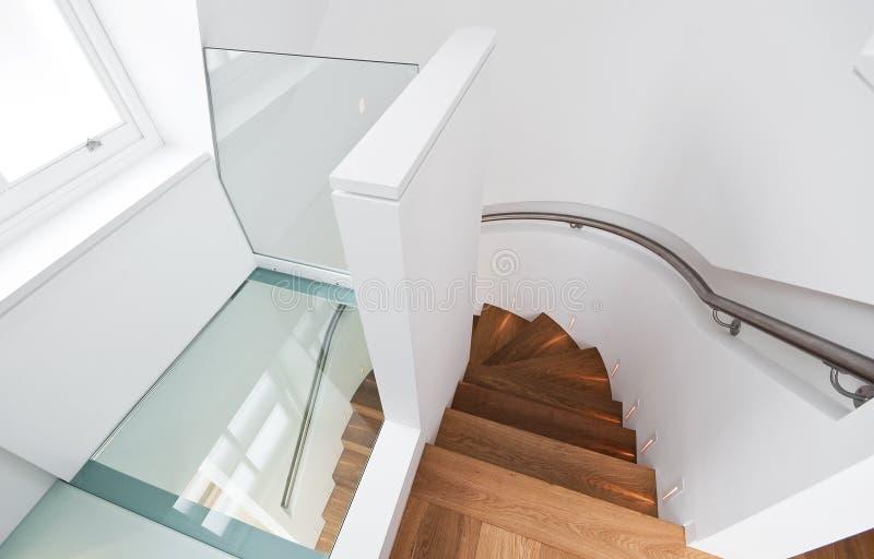 惊人的楼梯 库存图片