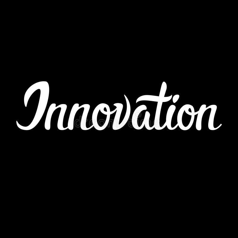 想法创造性的发展企业创新Infographic 库存例证