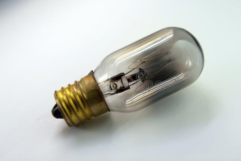 想法电灯泡 免版税库存图片