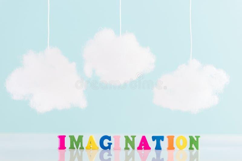 想象力和创造性概念 皇族释放例证