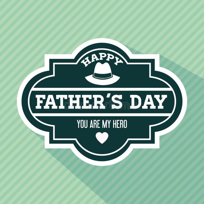 Download 愉快的父亲节设计 葡萄酒象 五颜六色的例证 向量例证. 插画 包括有 装饰, 丈夫, 设计, 装饰品, 帽子 - 72371290