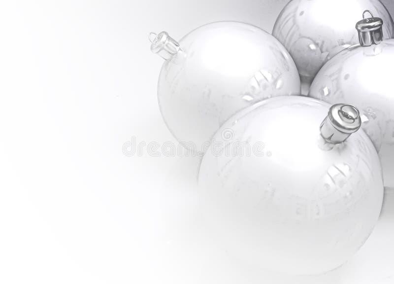 愉快背景的圣诞节 库存图片