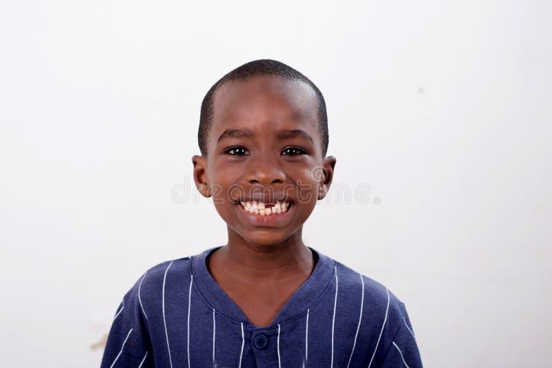 愉快非洲的子项 免版税库存照片