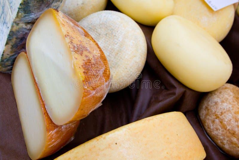 意大利乳酪 图库摄影