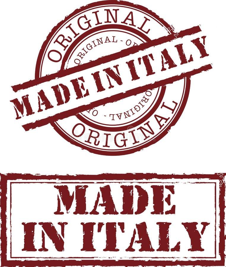意大利做 皇族释放例证