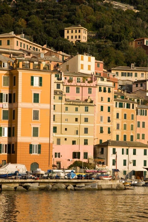 意大利利古里亚 免版税库存图片