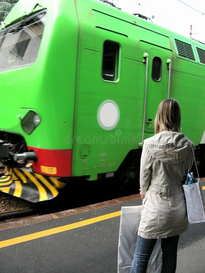 意大利培训旅行 免版税库存图片