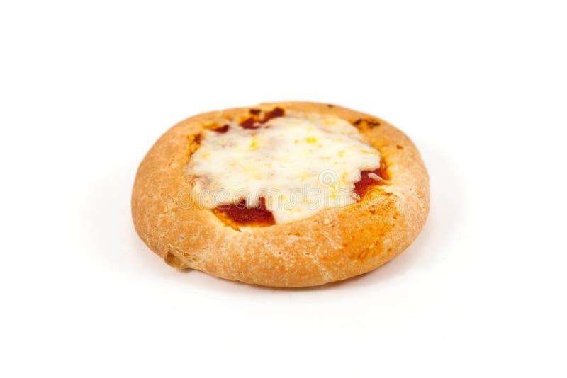 意大利微型薄饼特写镜头  库存照片