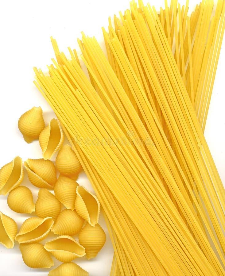 意大利意大利面食 免版税库存图片