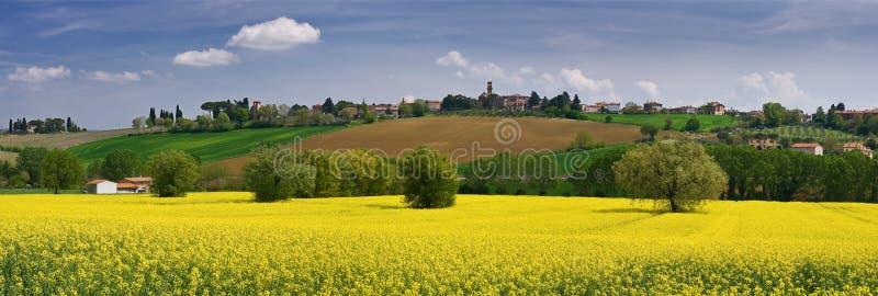 意大利横向 免版税库存照片