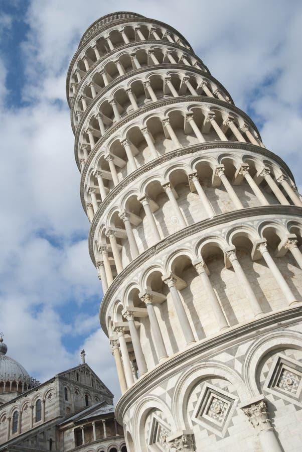 意大利比萨塔 库存图片