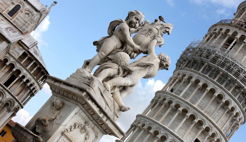 意大利比萨托斯卡纳 免版税图库摄影