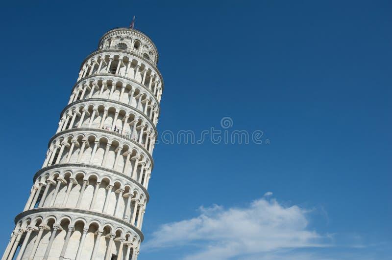 意大利比萨 库存照片