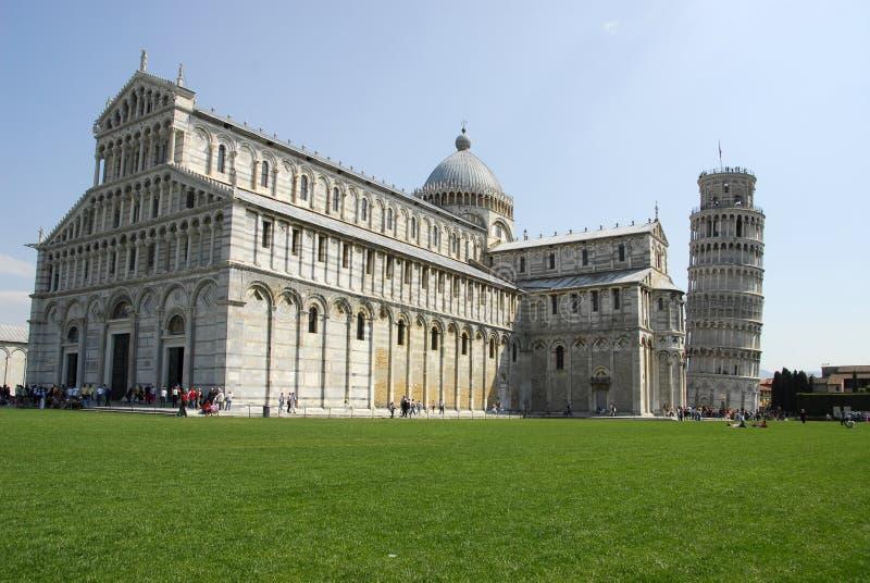 意大利比萨 免版税库存照片