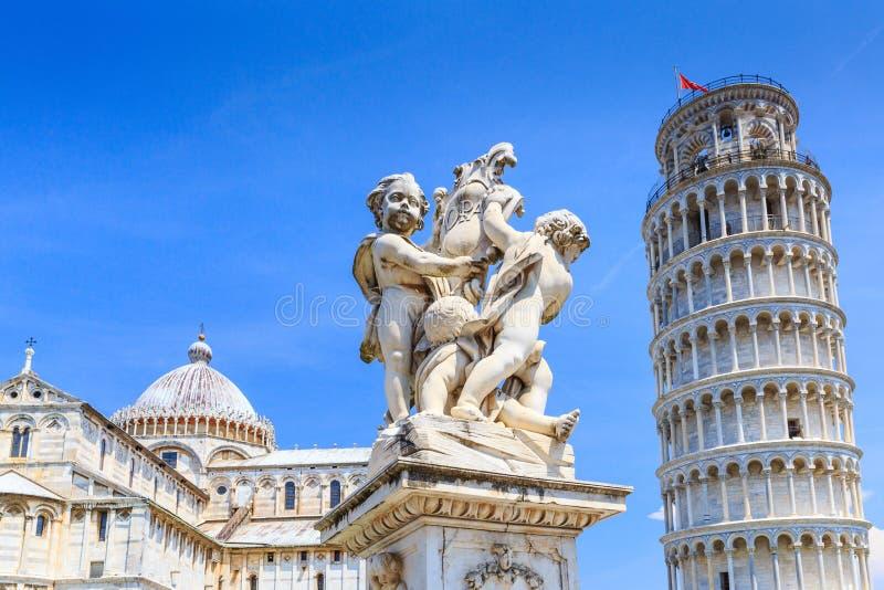 意大利比萨 库存图片