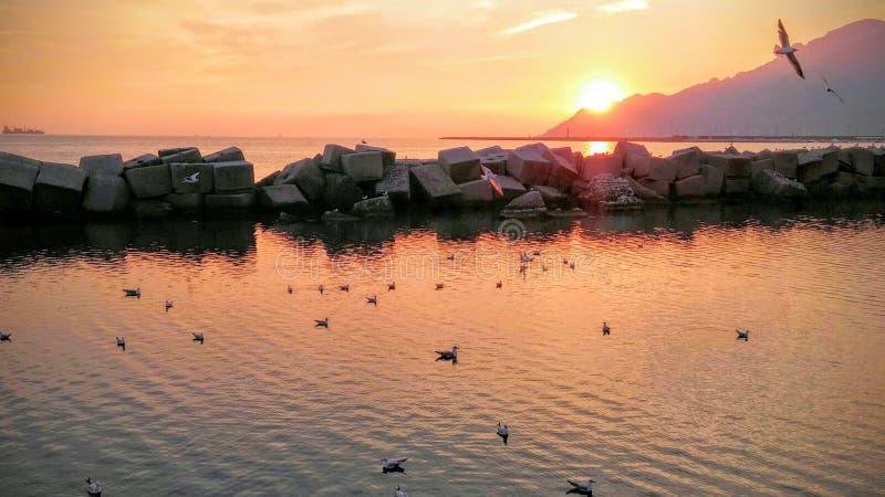 意大利海运 免版税图库摄影