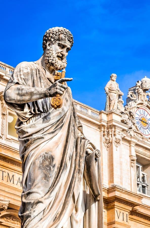 意大利罗马梵蒂冈 库存图片