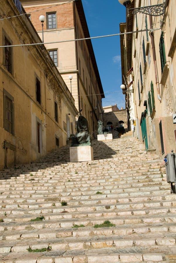 意大利街道 图库摄影